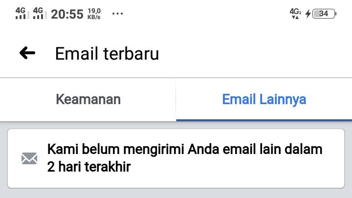 Tips hindari penipuan lewat email di facebook