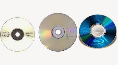 Conheça um pouco mais sobre a tecnologia por trás do CD, DVD e Blu-Ray