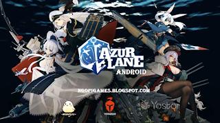 Download Azur Lane Apk + DATA English
