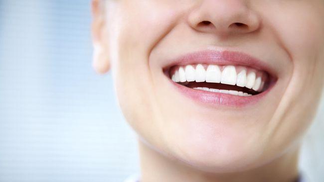 Menjaga Kesehatan Gigi Dengan Menggunakan Pasta Gigi Closeup