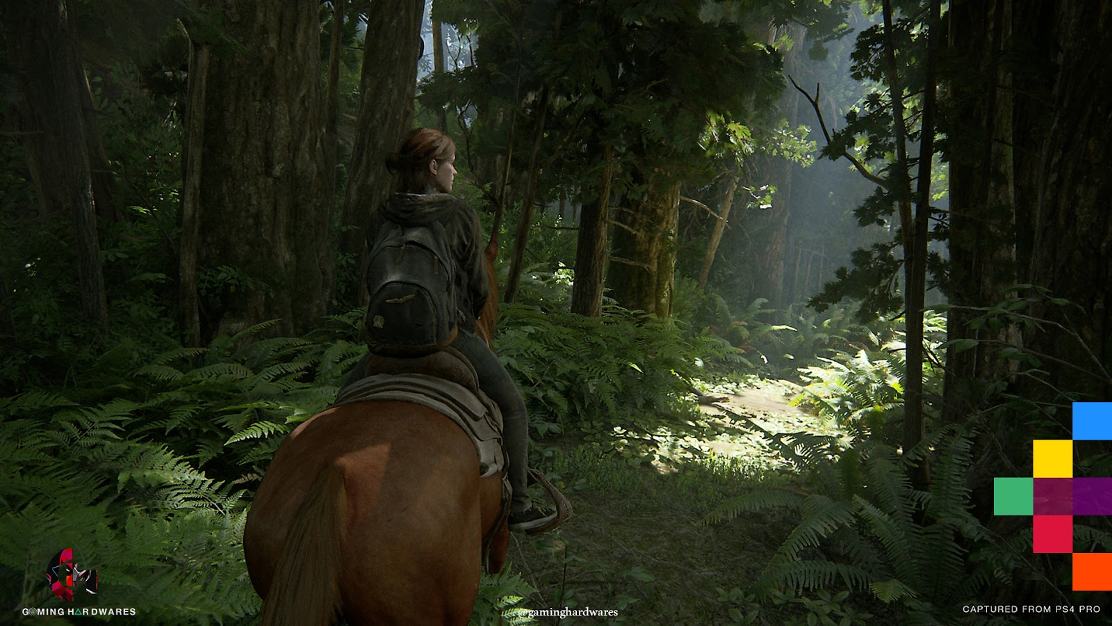 the last of us part II remastered