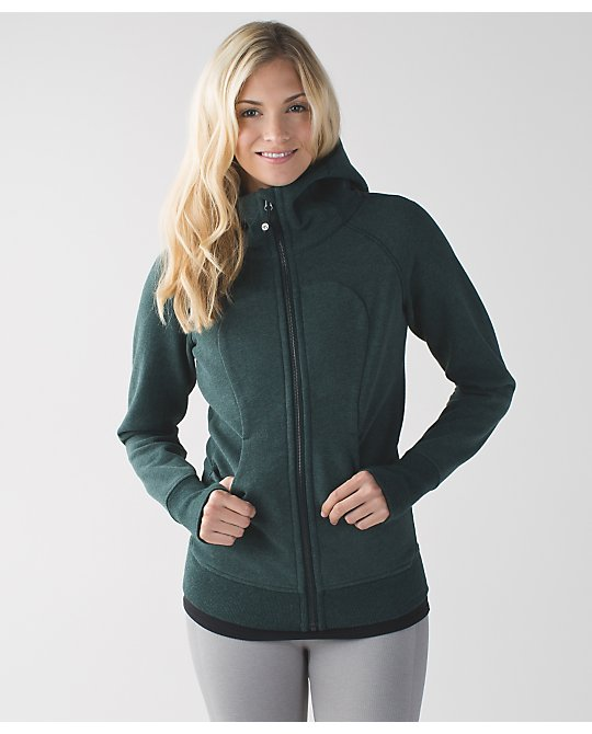 lululemon scuba fuel-green