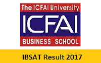 IBSAT Result 2017