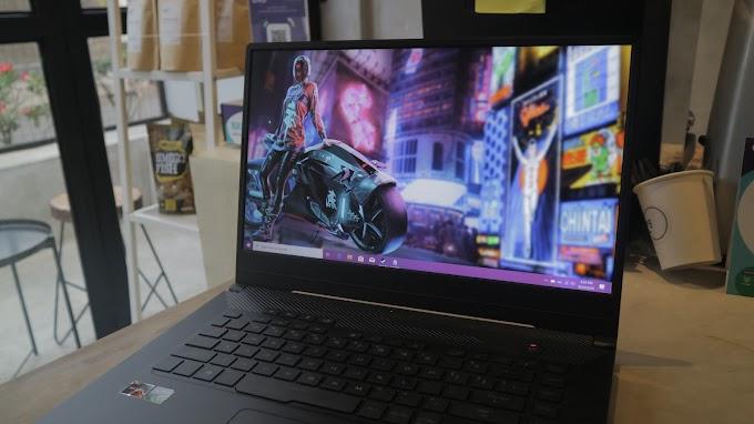 Laptop gaming tipis paling MURAH dari ASUS ROG