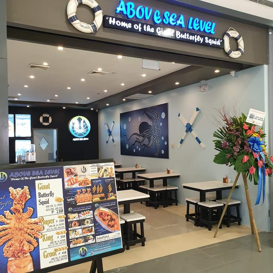 Marvelous Above Sea Level Opens At Sm City San Jose Del Monte Food Download Free Architecture Designs Scobabritishbridgeorg