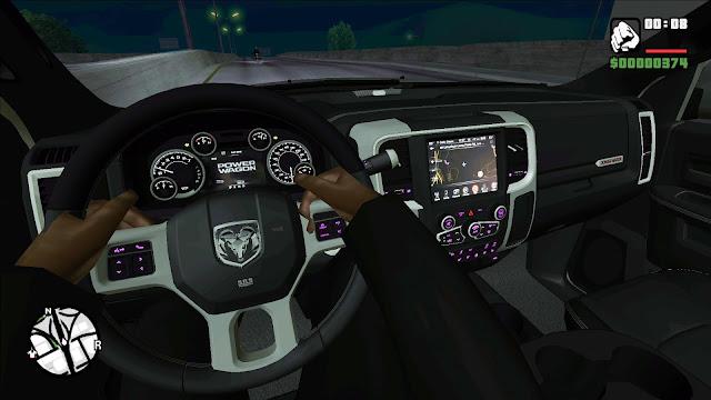 GTA San Andreas Real Dashboard Car Mod 2021