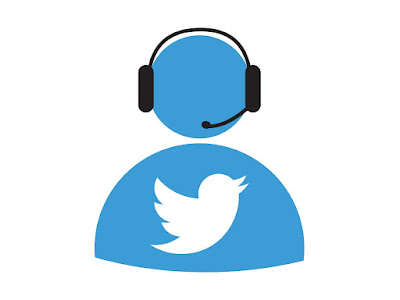 leave customer service with%2Btwitter