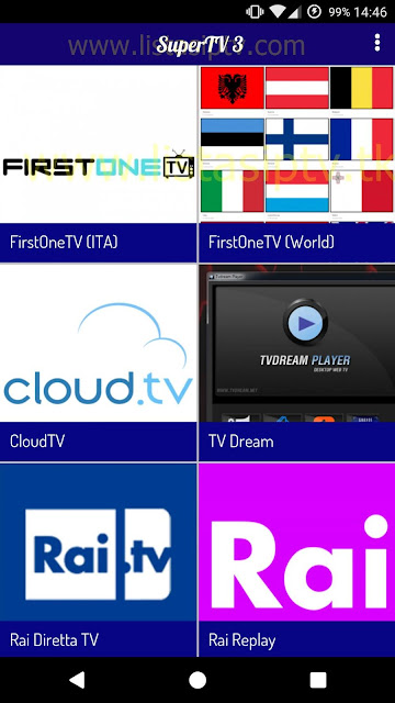 SuperTV 3 - Apk Full - TV e Esportes no Android