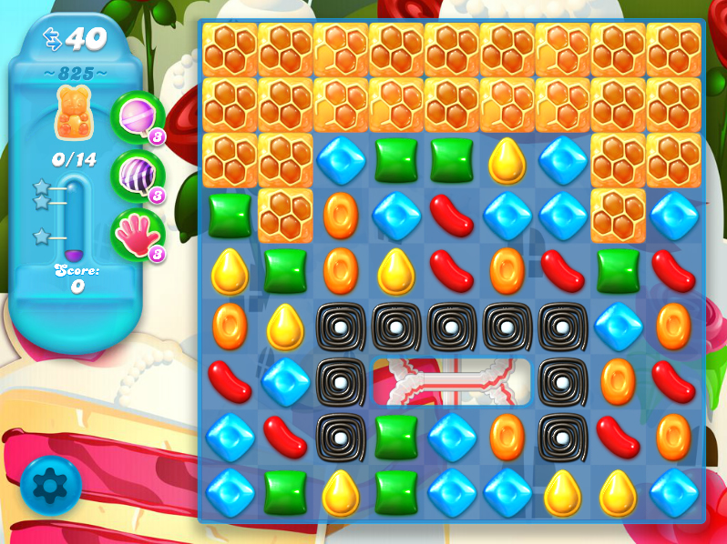 Candy Crush Soda Saga 825