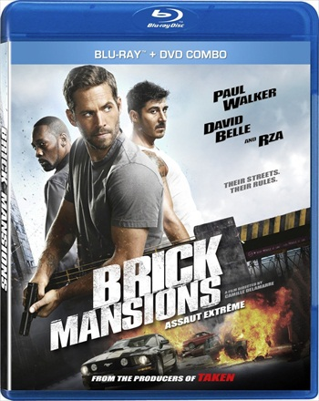 Brick Mansions 2014 Dual Audio Hindi 480p BluRay 280mb