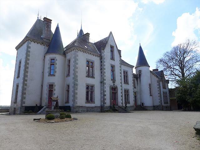 Château de bressuire