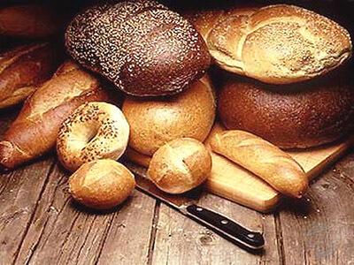 توزيع الخبز في المنام