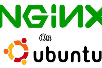 Cara Install LEMP Pada Ubuntu 18.04
