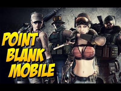 Download Point Blank Mobile Apk + Data v1.2.3 Terbaru