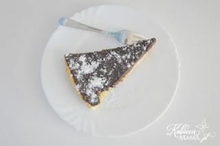 Tarta czekoladowa z bananami - przepis!