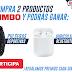 Compra 2 productos Bimbo y gana sus premios