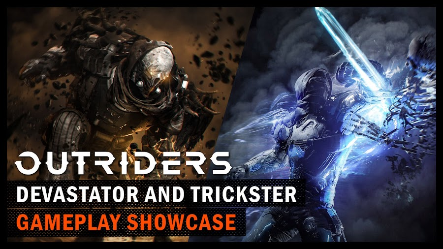 outriders third-person shooter people can fly playable classes devastator trickster square enix pc steam ps4 ps5 xb1 xsx
