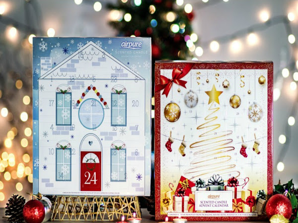 Win 1 Of 50 AirPure Scented Candle Advent Calendars
