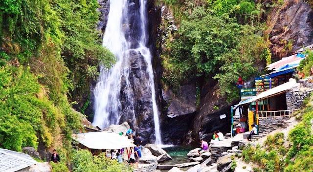 Bhagsunag Fall Dharamshala