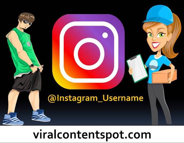 Instagram Usernames for Girls
