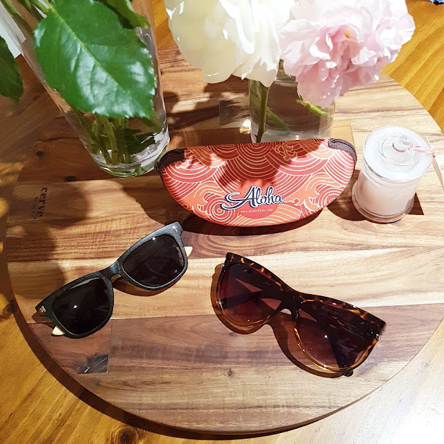 aloha eyes sunglasses | Almost Posh