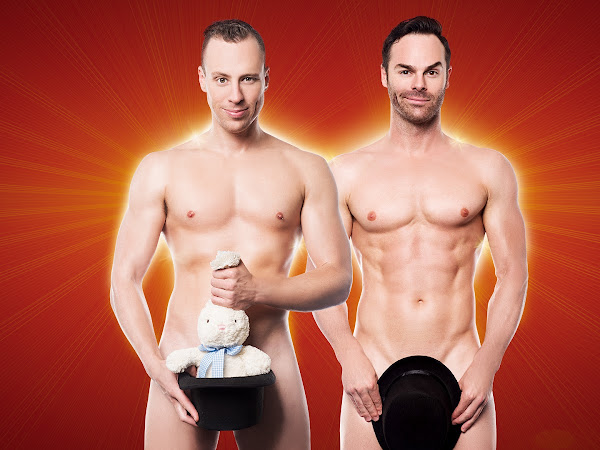 Coming to Detroit: The Naked Magicians