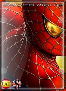 El Hombre Araña 2 (2004) FULL HD 1080P LATINO/ESPAÑOL/INGLES