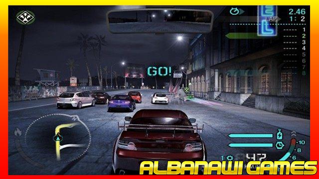 تحميل لعبة Need for Speed Carbon من الميديا فاير