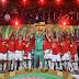 Lewa e Neuer brilham, Bayern derrota o RB Leipzig e é campeão da Copa da Alemanha pela 19ª vez