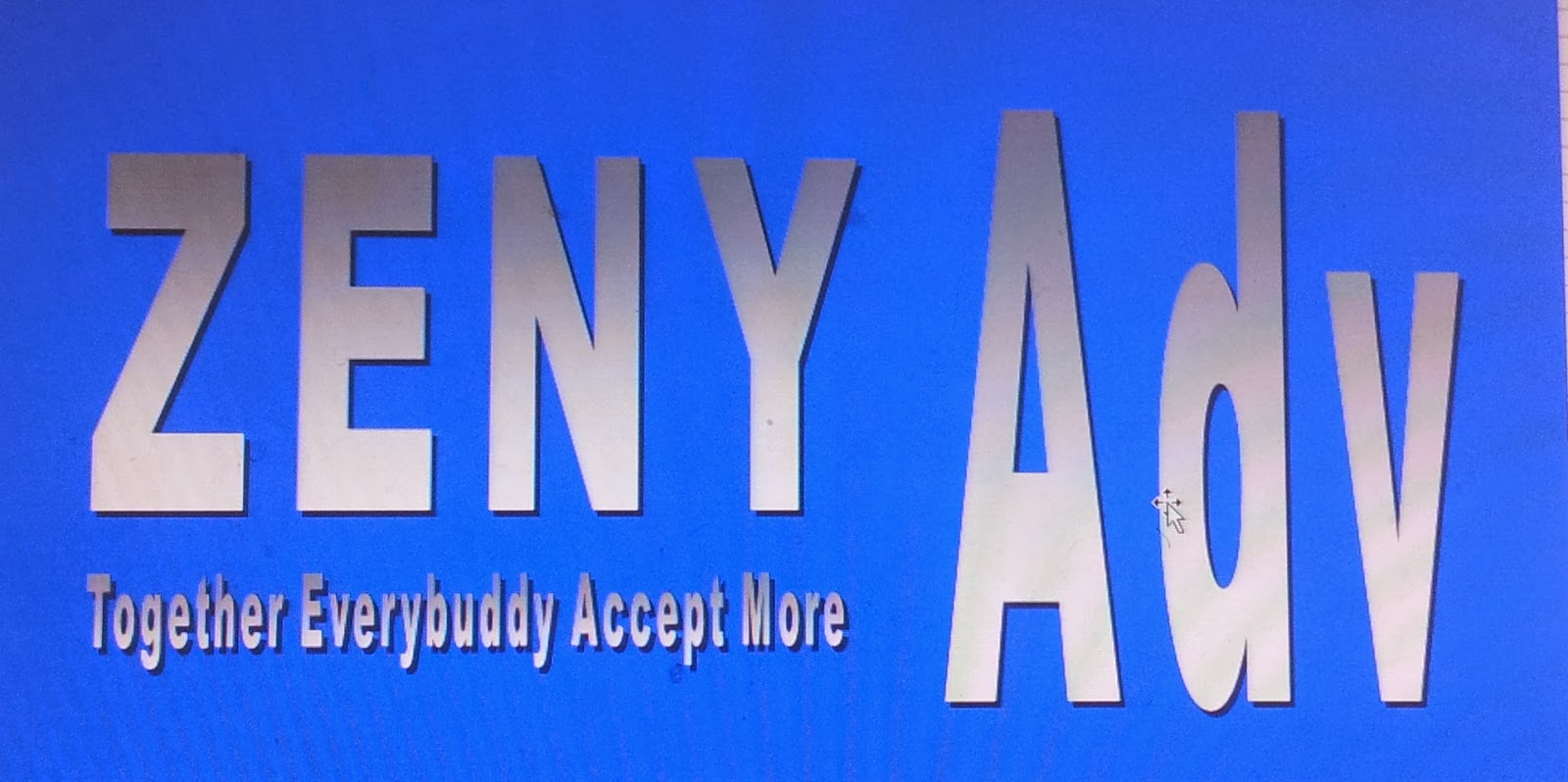 zeny advertising