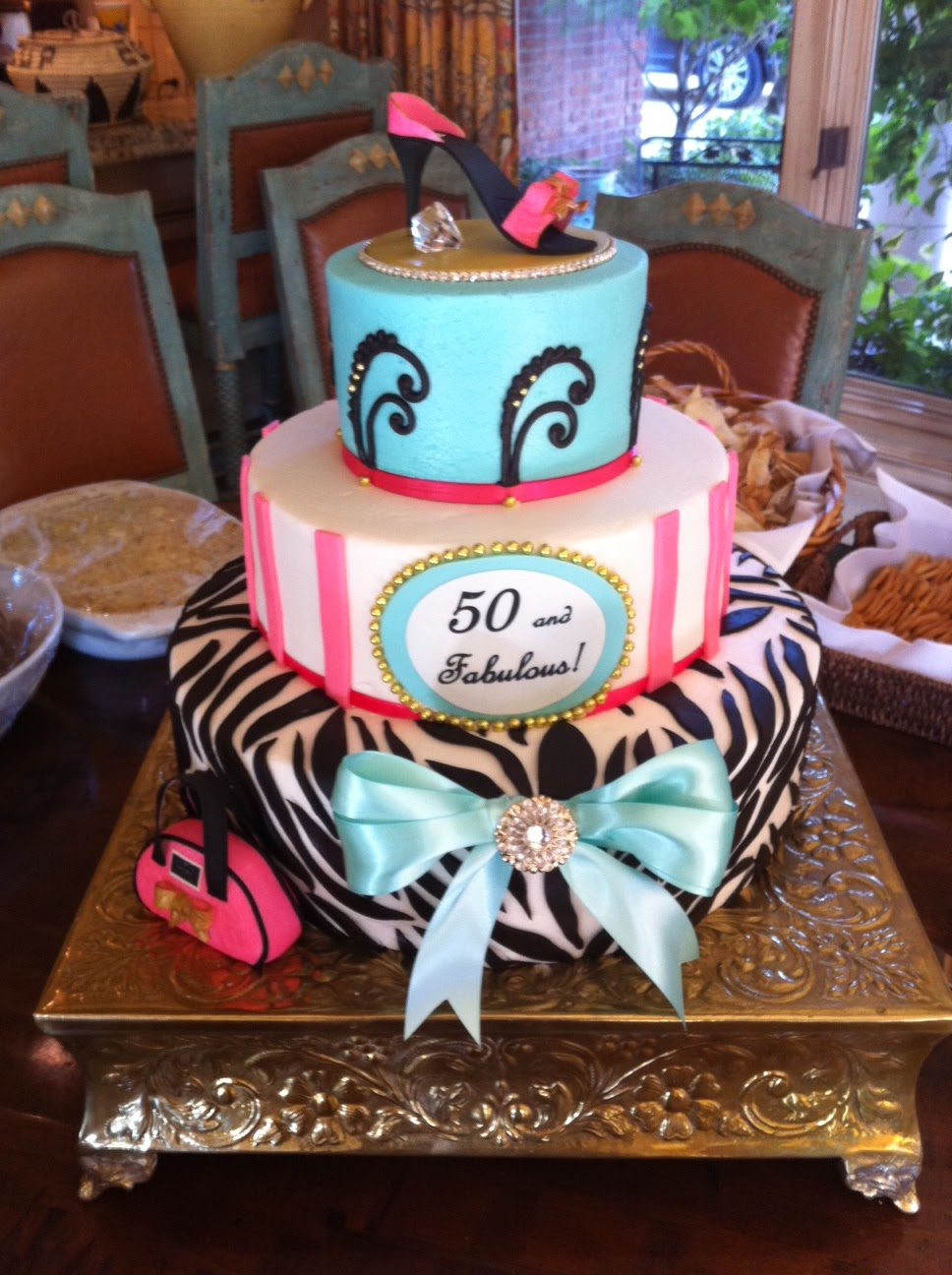 Mishelle Handy Cakes 50 And Fabulous