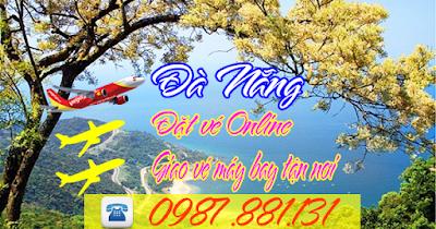 Bán vé máy bay giá rẻ đi Đà Nẵng