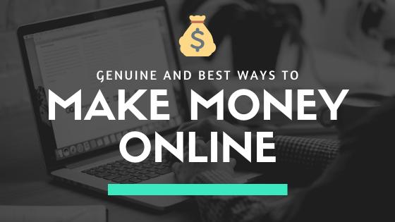 8 طرق حقيقية لكسب المال عبر الإنترنت في عام 2020