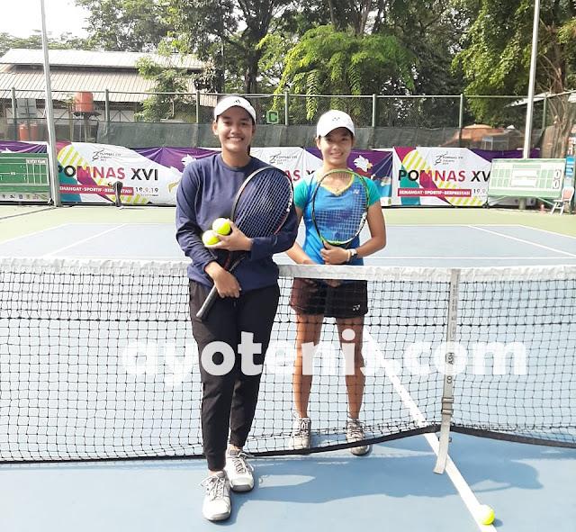 POMNAS 2019: Deria Nur Haliza Melaju ke Final, Rifqi Fitriadi Belum Terbendung