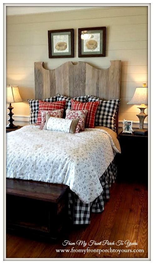 Texas Farmhouse- Guest Bedroom-RoundTop Texas-Trendmaker Homes-From My Front Porch To Yours