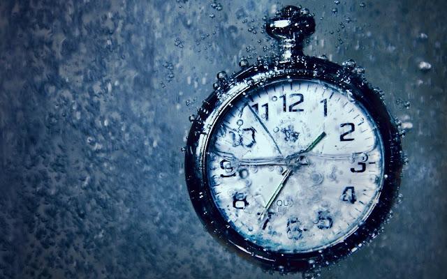 الوقت والزمن