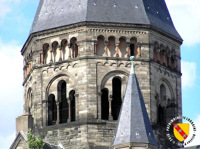 METZ (57) - Temple Neuf (1901-1905)