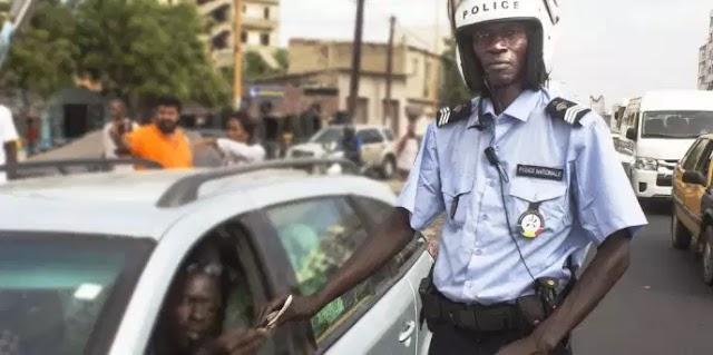 « Le policier m'a proposé une somme d'argent pour que je ramène son s€xe… », El hadj Saidou Ndiaré