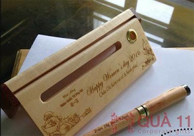 bút gỗ khắc tên,bút gỗ cao cấp,hộp đựng bút bằng gỗ,hộp bút gỗ