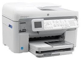 Image HP Photosmart Premium C309c Printer