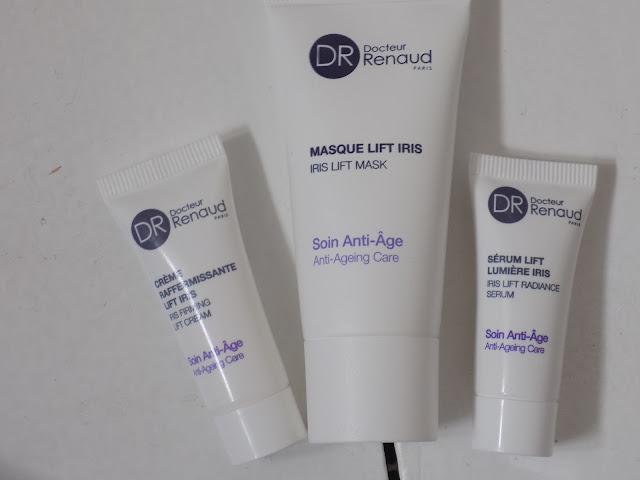 Dr Renaud Iris Anti Ageing Kit