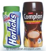 bournvita horlicks boost complan which is best for adults