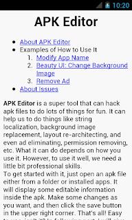 APK Editor Pro v.1.4.2 APK Terbaru Aplikasi