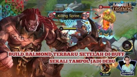 Build Balmond Terbaru