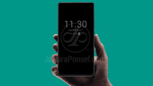 Cara mengaktifkan AOD HP Xiaomi