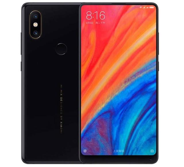 Xiaomi Mi Mix 2s Spesifikasi dan Harga