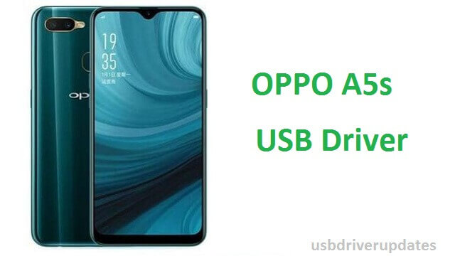 oppo-a5s-usb-driver
