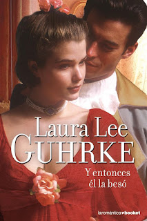 Y entonces él la besó | Solteronas #1 | Laura Lee Guhrke