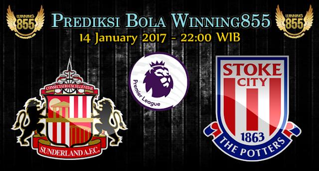 Prediksi Skor Sunderland vs Stoke City