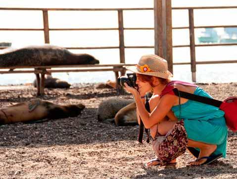 8 atracciones principales en Ecuador
